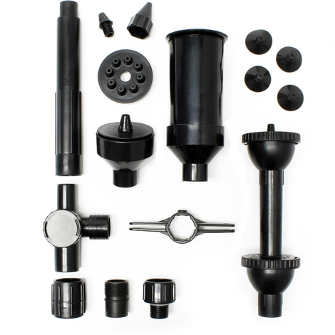 Spare Part SunSun HJ-1543/-1843 Fountain Nozzle Kit - Top Part Set 3