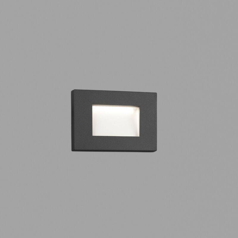 SPARK-1 Lámpara empotrable - Gris oscuro - FARO