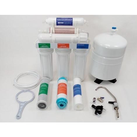 Spark Basic - Osmosis inversa 6 etapas con filtro mineralizador