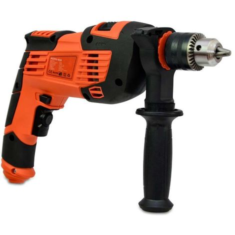 Spark - Impact Drill 1010W, 230V, Includes Side Handle, Variable Speed
