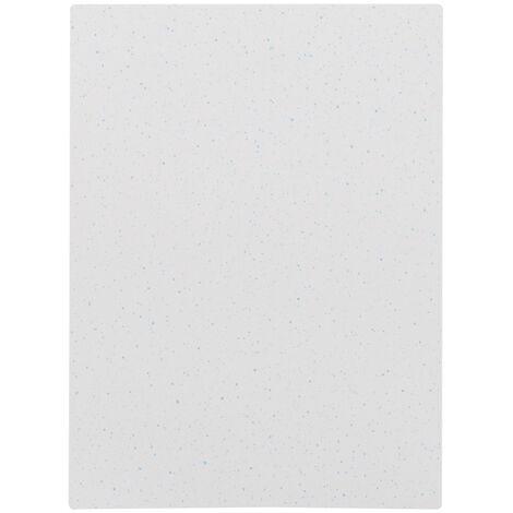 Sparkle White PVC Tile Flooring Roll Sheet Vinyl Floor Mat Pad