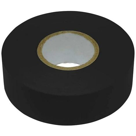 SparkPak Black Mammoth Electricians Tape - 19mm x 33m