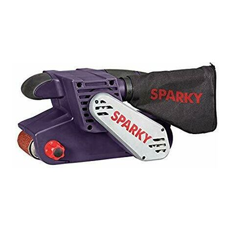 Sparky MBS 976 Belt Sander 900w With Dust Bag 110v