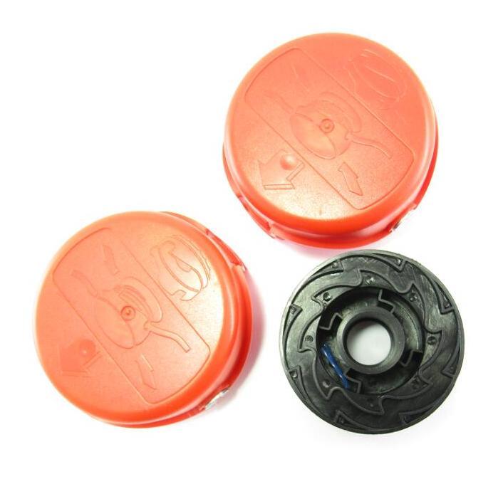 For Black /& Decker Spare String Trimmer Strimmer Orange Cover Cap Spool And Line