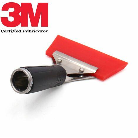 Spatola con gomma  3M? professionale per autoinstallare pellicole oscuramento vetri