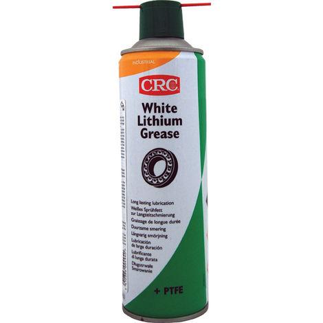 Spay grasa white Lithium+Ptfe 500 Ml C.R.C