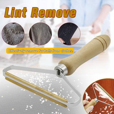 Spazzola portatile per la rimozione di lanugine Spazzola per restauratore Spazzola per lanugine a rullo per pelucchi Mini Hair Remover LAVENTE