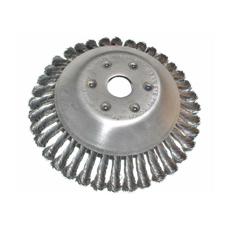 Lem Select - Spazzole per diserbo per decespugliatori Ø 200 mm