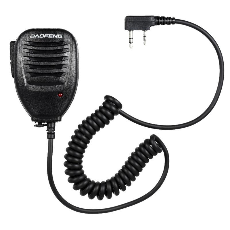 Image of Baofeng - Speaker Microphone Walkie Talkie UV-5R