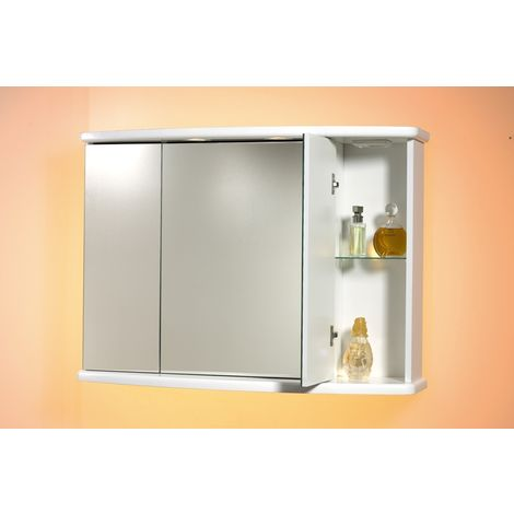 Specchio Bagno Con Ante.Specchiera Specchio Contenitore Da Bagno Da 77x65hx25 Con Ante Spe02
