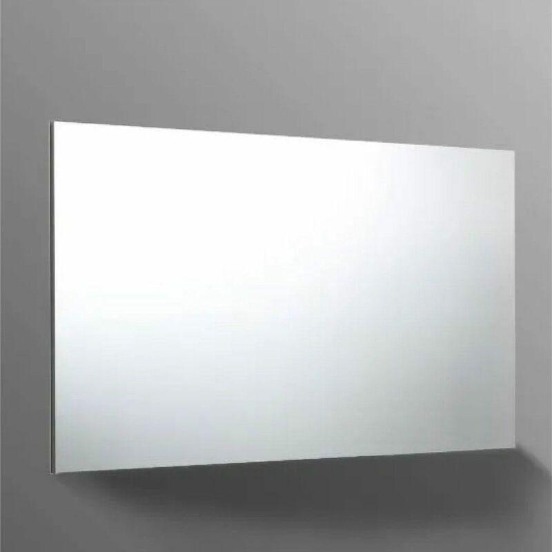 Specchio Bagno 120 X 60.Specchio Bagno 120x70 Cm Reversibile Con Telaio A Supporto