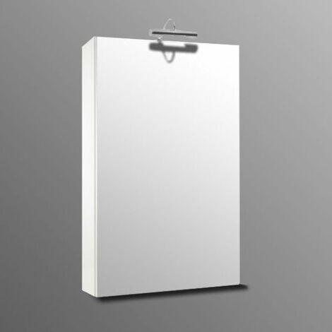 Pensile Specchio Contenitore Per Bagno.Specchio Bagno Contenitore Con Anta Da 45 X 75 Martina