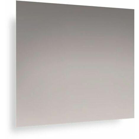 Specchio Bagno 60 X 60.Specchio Bagno Senza Cornice Senza Tassellii 60x60 Cm 60x60 Strip