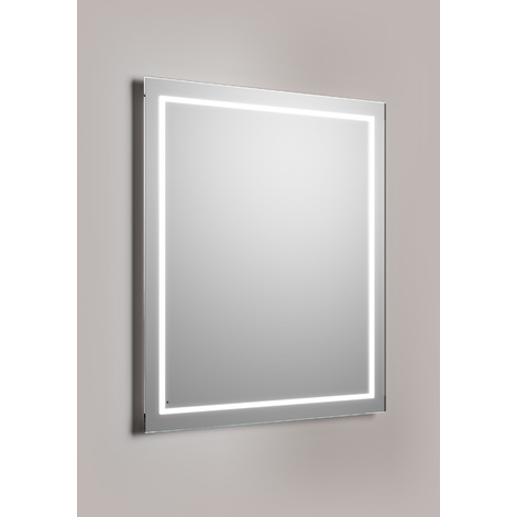 Specchio Con Luce Led Integrata.Specchio Con Luce Led 70x80