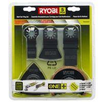 Special kit 5 parts Ryobi tile multitool OnePlus RAK05MT