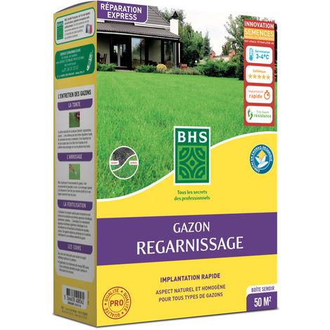 Spécial Regarnissage - la boîte de 1 kg - Gazon