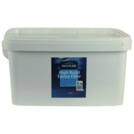 special sealant application roll for High Build Epoxy Filler Yachtcare 5 kg