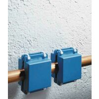 Special system for plumbing WENKO