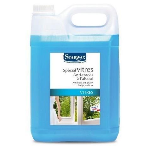 Spécial vitres anti-traces à l'alcool Starwax - plusieurs modèles disponibles