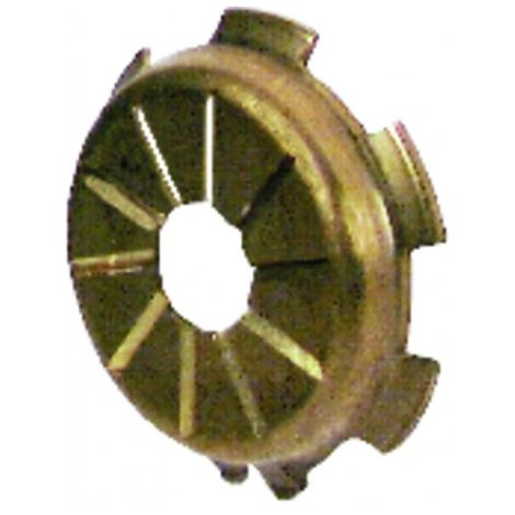 Specific baffle plate clipper clipper p - RIELLO : 3005722