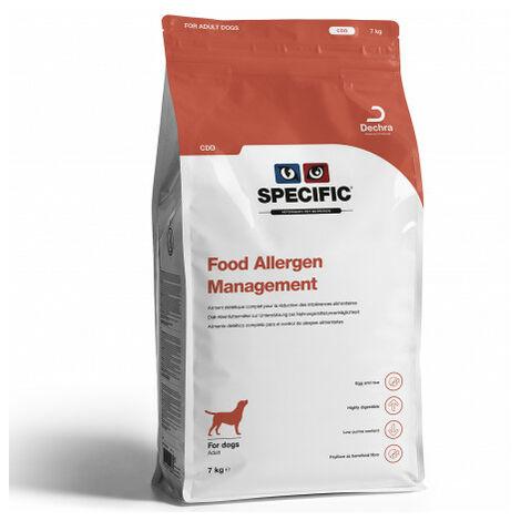 Specific Food Allergy Management CDD Saco de 12 Kg