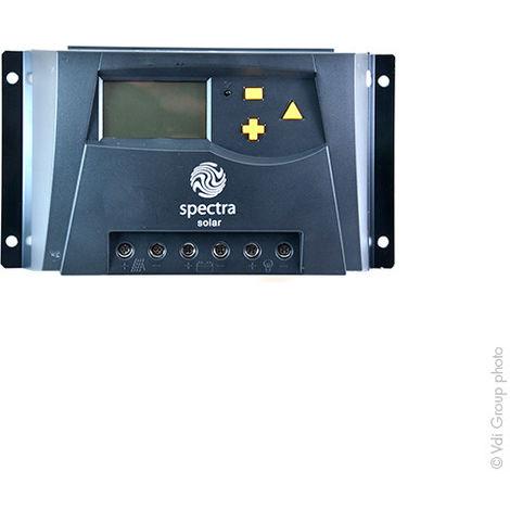 Spectra - Régulateur Solaire 12V/24V-30A PWM Spectra