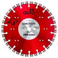 Spectrum MX10-125/22 Pro Laser Turbo Universal 125mm Diamond Blade