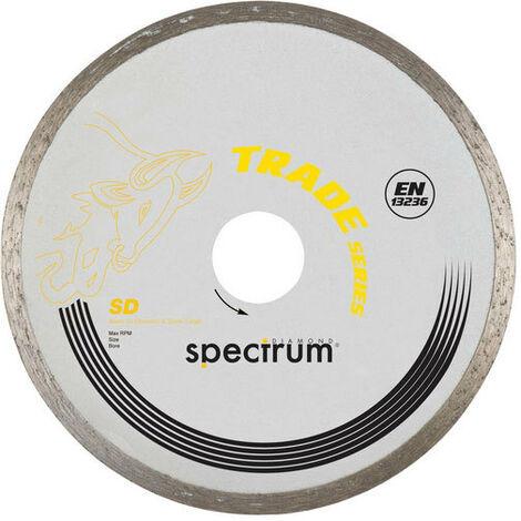 Spectrum SD115/22 Ceramic Tile 115mm Diamond Disc Blade