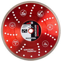 Spectrum TX10R-300/20 PRO Superfast Multi Steel Universal 300mm Diamond Disc Blade
