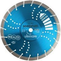 Spectrum ZX15-300/20 Ultimate Zenith Diamond Blade Universal / Ultra Hard 300mm x 20mm
