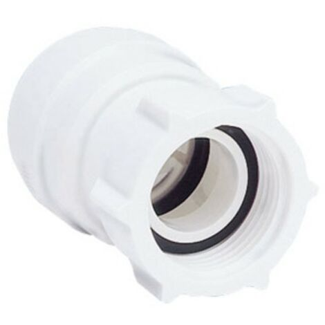 Speedfit Female Coupler - Tap Connector 15mm x 3/4""