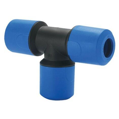 Speedfit MDPE Reducing Tee 32mm x 25mm