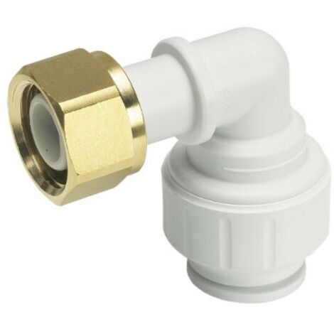 Speedfit Straight Tap Connector 15mm x 1/2""