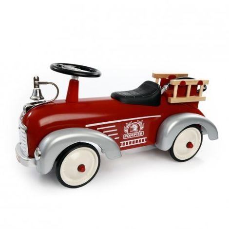 Speedster Fireman