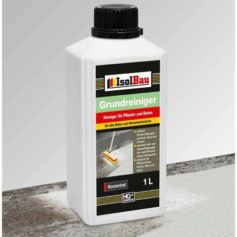Spezial GRUNDREINIGER Intensiv Naturstein-Reiniger Marmor 1 L Konzentrat