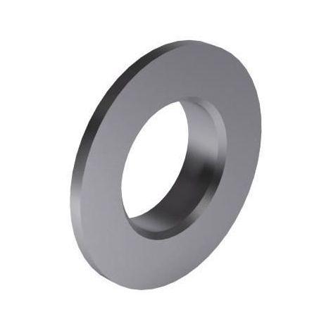 Spherical washer DIN 6319 C Steel 550+100 HV10 Zinc plated