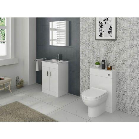 Sphinx 1100mm Vanity Basin Unit Bathroom Mirror Cabinet Combination Furniture