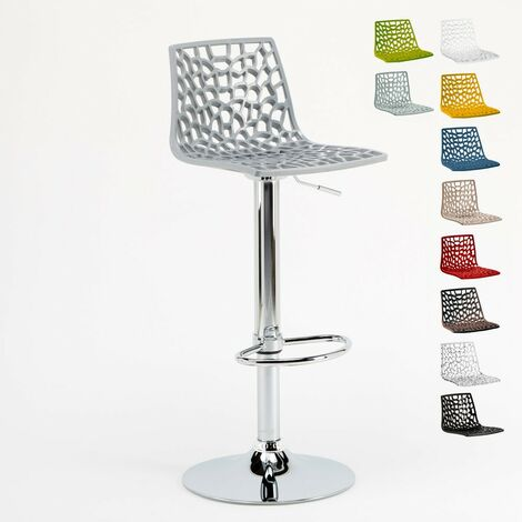 SPIDER Bar Stool With Innovative Modern Design By Grand Soleil