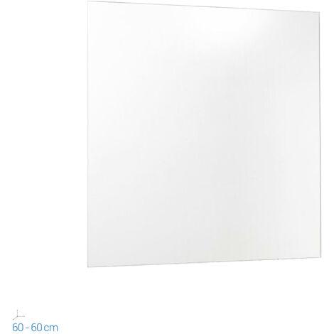 Badspiegel 60x60.Spiegel Regular 60x60 Cm Mod Narciso