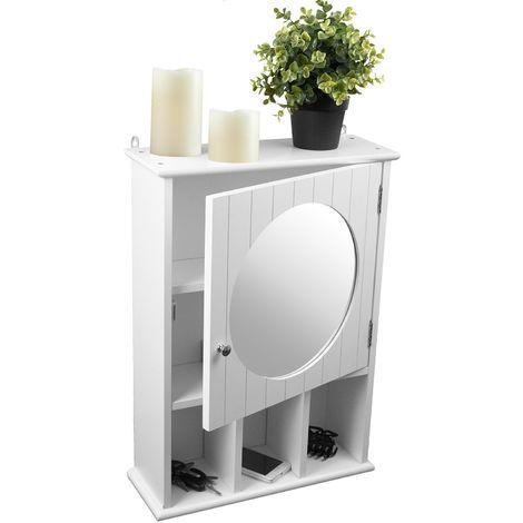 Spiegelschrank Hängeschrank Wandschrank für Bad und Flur ...