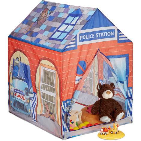 Spielzelt Polizei Station F Kinderzimmer Outdoor Ab 3 J
