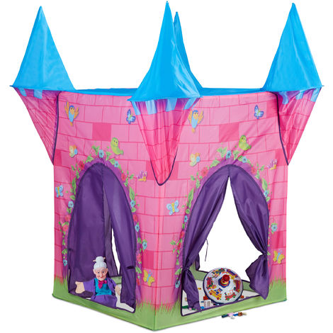 Spielzelt Schloss, Kinderzelt Mädchen, Kinderspielzelt Prinzessin ...