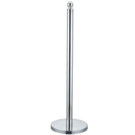 Spike Toilet Roll Holder - Chrome