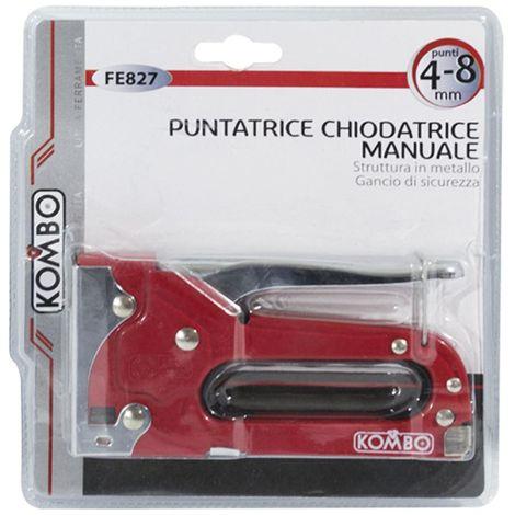 Pennellessa con Manico in Plastica L=150x50mm Lunghezza Setole 60mm KOMBO