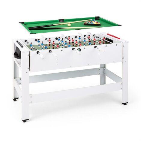 Spin 2-in-1 Play Table Billiard Kicker 180
