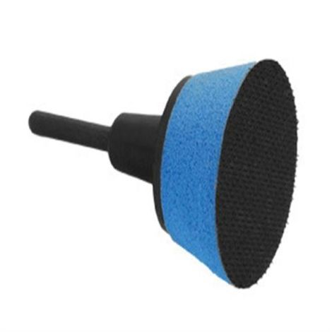 Spindle Pad 50mm Conical Soft Face Velcro