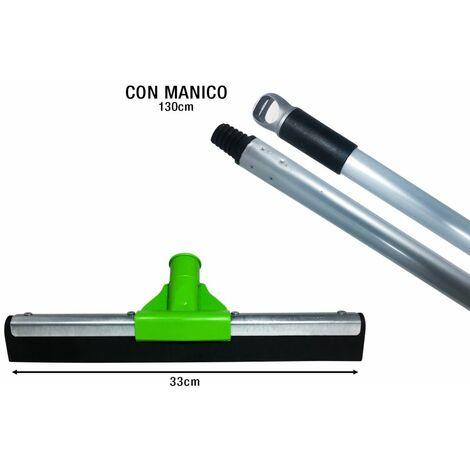 SPINGIACQUA METALLO CM.33 CON MANICO
