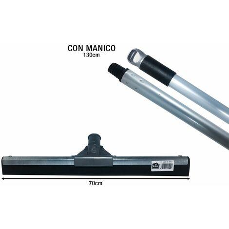 SPINGIACQUA METALLO CM.70 CON MANICO