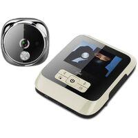 Spioncino Occhiello Elettronico Digitale Per Porta Con Visione Notturna Plikc James