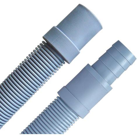 Spiralablaufschlauchverlängerung 19mm innen x 19mm außen 1,50m / 1.500mm